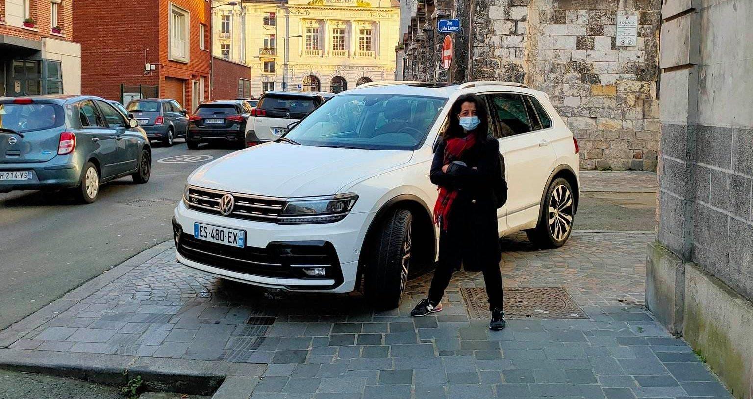 Stationnement: Karima Delli «n'est pas contente» dans les rues d'Amiens