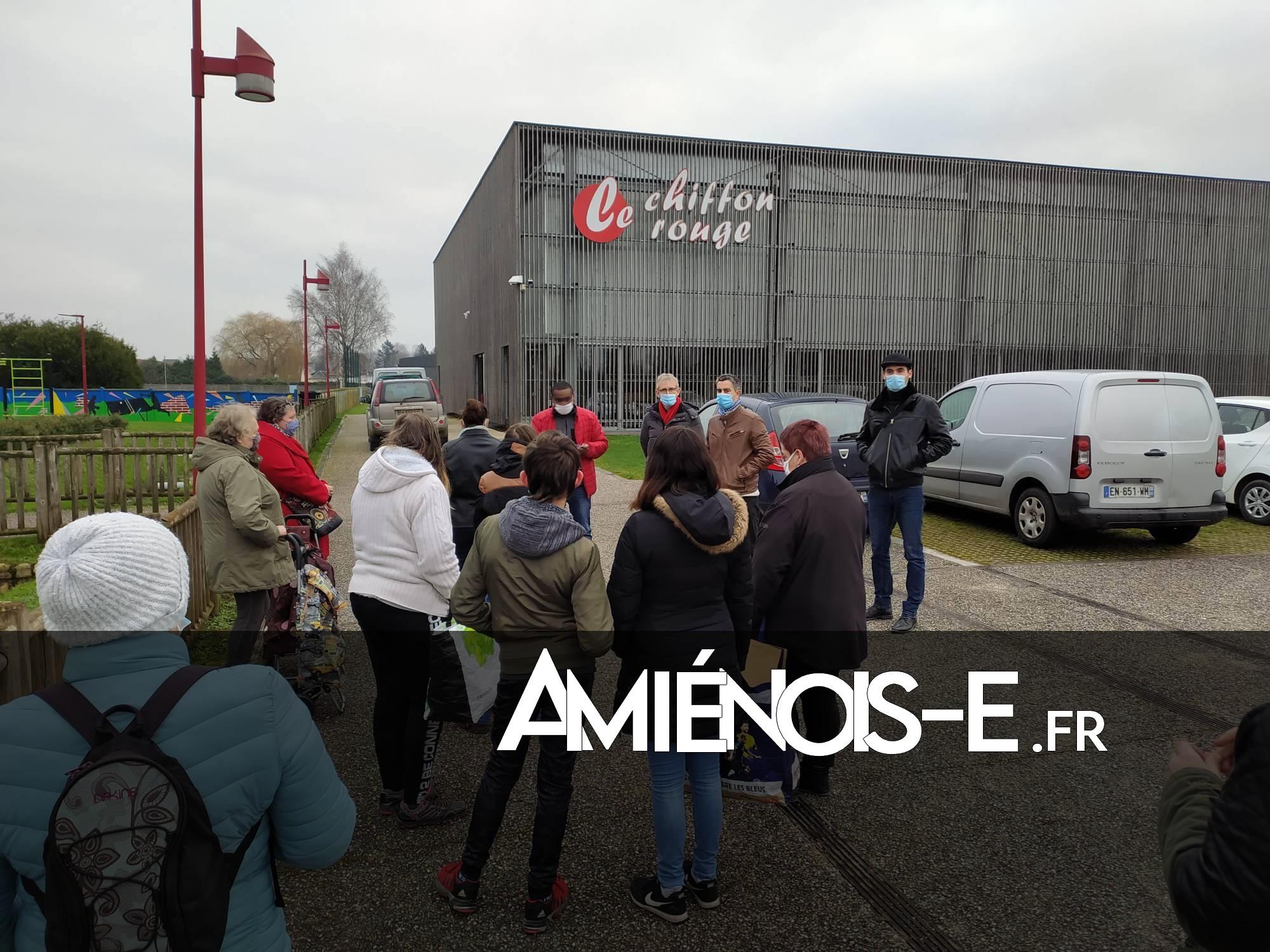 Le Marché Solidaire Amiénois s'ouvre au département