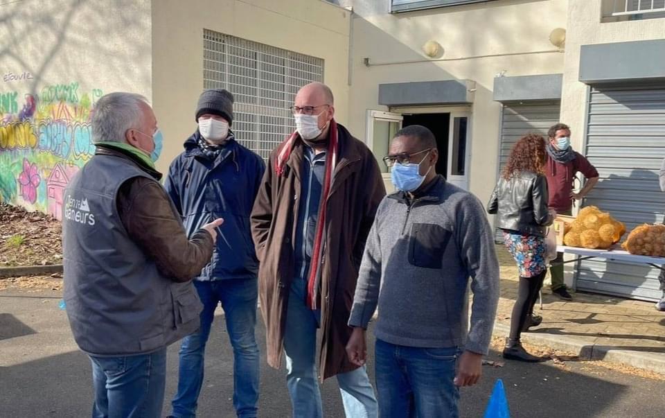 Une Tente des Glaneurs bientôt à Amiens ? le Marché Solidaire veut importer le modèle lillois