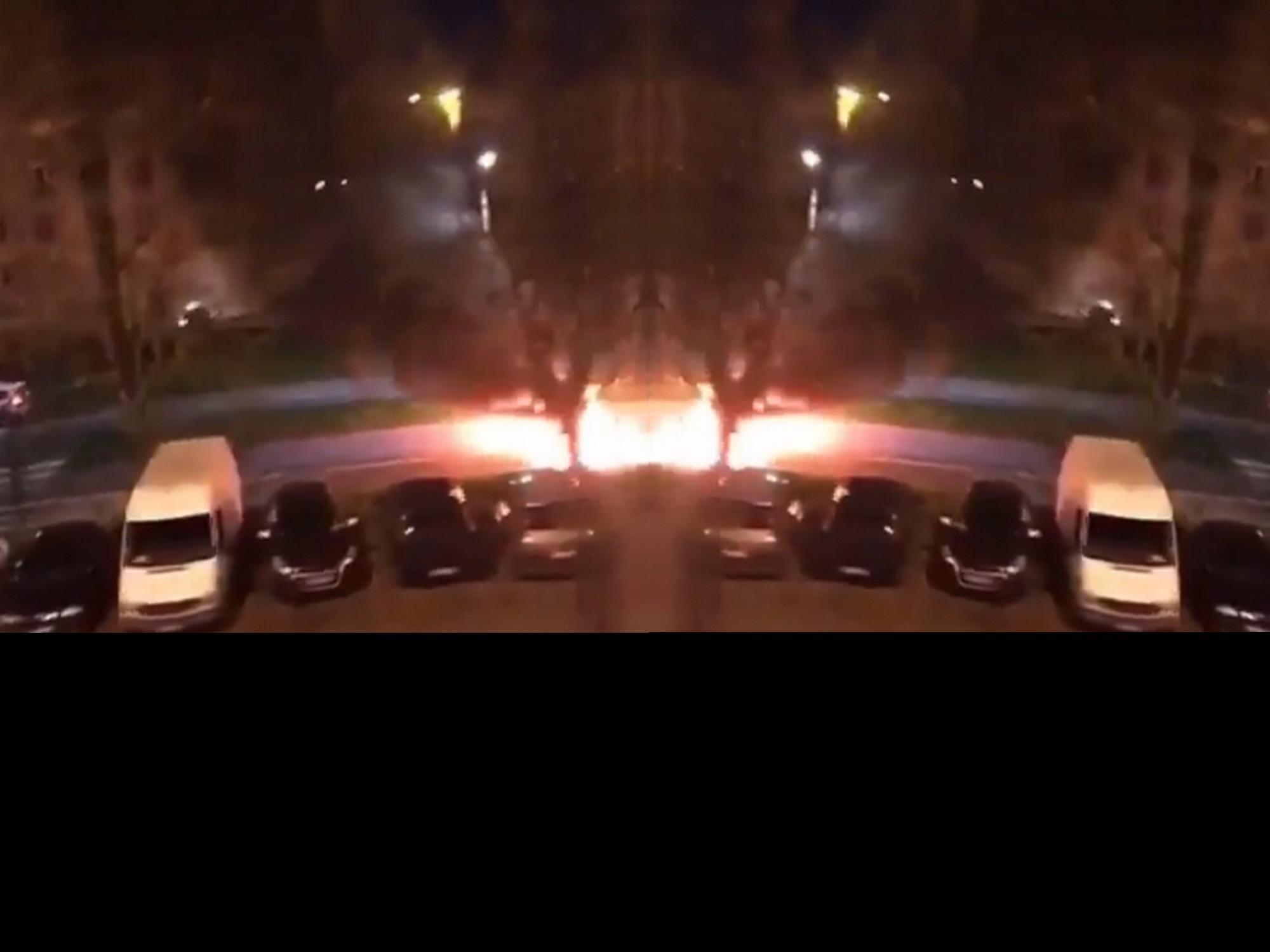 [Étouvie] Voitures incendiées: pourquoi G.Darmanin annonce 8 nouvelles recrues pour la Police