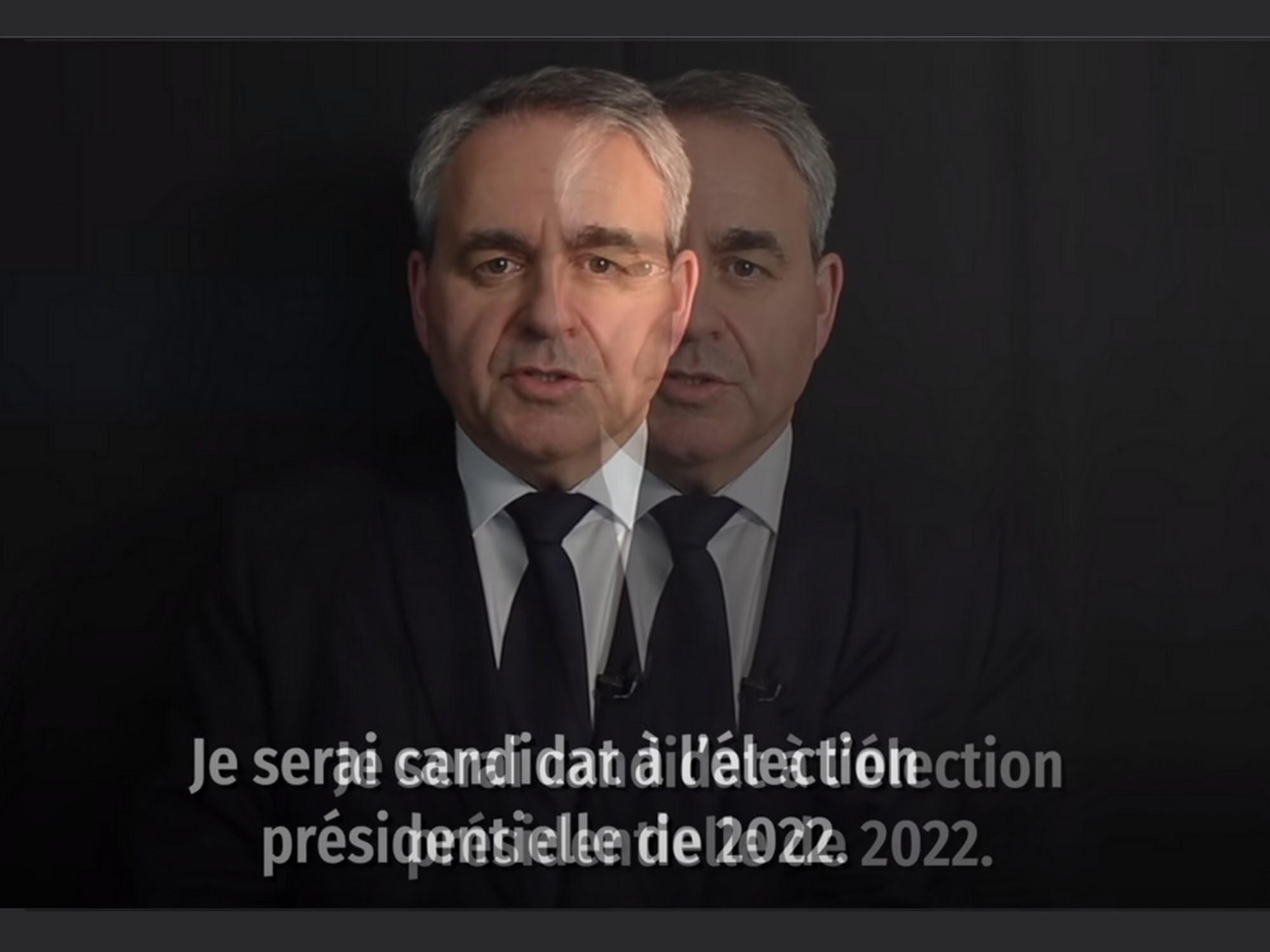 [Présidentielle] Xavier Bertrand candidat, les régionales reportées?