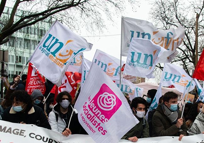 «Réunions non mixtes»: l'UNEF Picardie réagit à la polémique