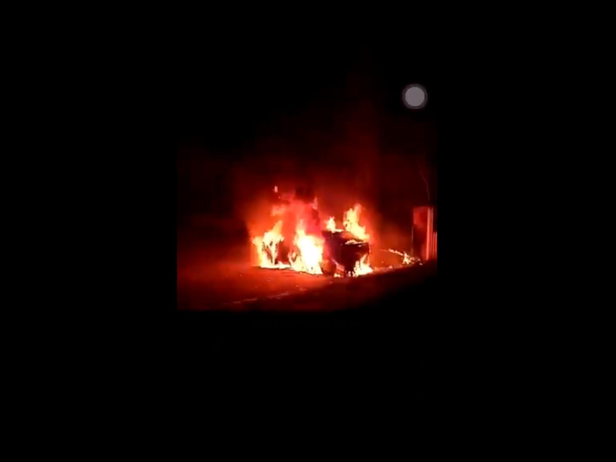 [Étouvie] Nouvel incendie de véhicule ce week-end