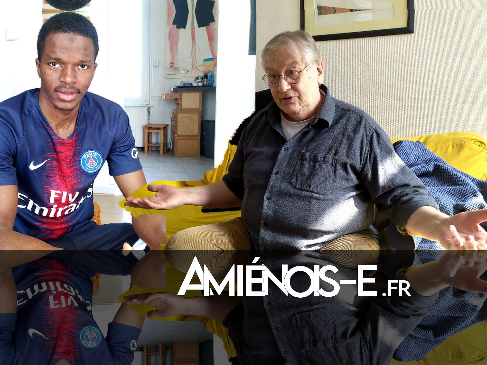 Aidés par Guy, Sidiki et Boubacar régularisés