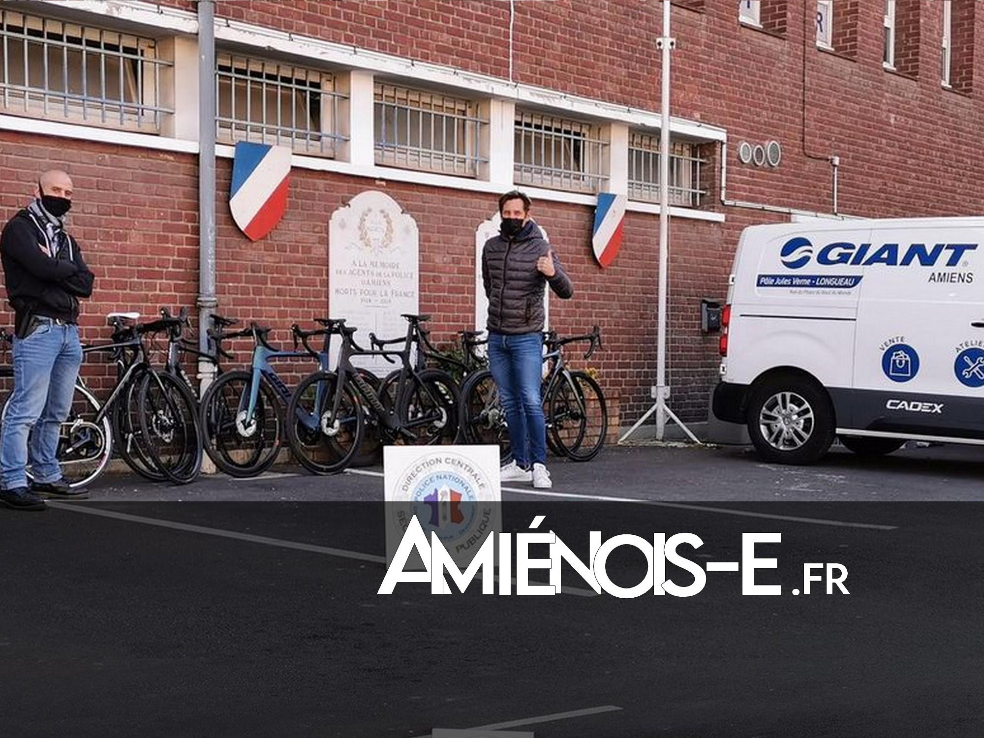 [BOVES] Un commerçant se fait voler «70 000€» de vélos, la Police ramène le butin le lendemain