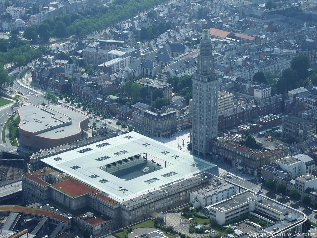 Amiens capitale européenne de la culture: la ville est candidate