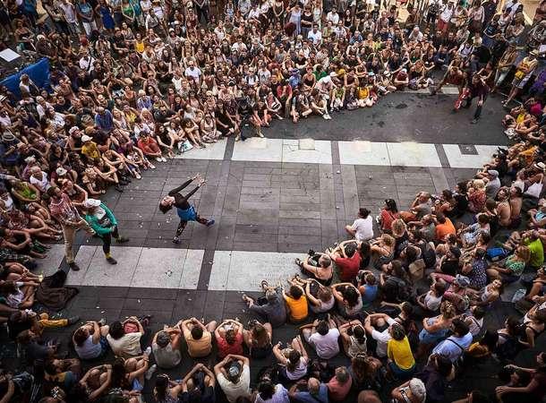 «La rue est à Amiens»: des représentations et des spectacles jusqu'à vendredi